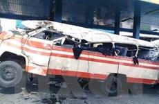 Hai vụ tai nạn giao thông tại Iran làm hơn 30 người thương vong