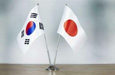 Nhật-Hàn xem xét các biện pháp giải quyết vấn đề lao động thời chiến