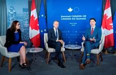 CETA là chủ đề 'nóng' tại Hội nghị thượng đỉnh EU-Canada
