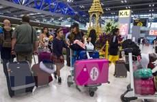 Thái Lan giải thích về việc đánh thuế hàng hóa với khách đi máy bay
