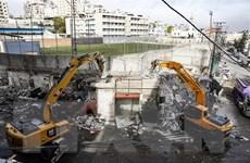 Palestine: Israel dọa phá hủy nhà cửa tại Đông Jerusalem