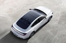 Hãng Hyundai ra mắt mẫu xe Sonata 2.0 tiết kiệm nhiên liệu