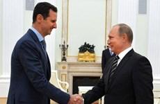 Nga khẳng định hỗ trợ Syria để bảo vệ chủ quyền quốc gia
