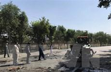 Tổng thống Trump tuyên bố 'xóa sổ Afghanistan khỏi Trái Đất'