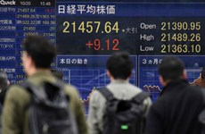 Hầu hết các thị trường chứng khoán châu Á tiếp tục tăng điểm