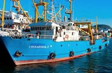 Nga cáo buộc lực lượng biên phòng Triều Tiên bắt giữ trái phép tàu cá