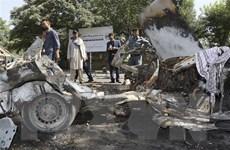 Ít nhất 15 người thiệt mạng trong các vụ đánh bom liên hoàn tại Kabul