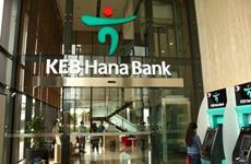 Các ngân hàng Hàn Quốc đẩy mạnh hoạt động tại Việt Nam