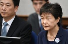 [Video] Tòa án Seoul kết án cựu Tổng thống Hàn Quốc Park Geun-hye