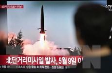 Động thái của Triều Tiên khi phóng vũ khí dẫn đường chiến thuật mới