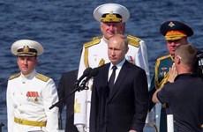 Tổng thống Putin: Nga sẽ xây dựng một hạm đội 'có một không hai'