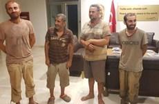 Cảnh sát Nigeria giải thoát 4 công dân Thổ Nhĩ Kỳ bị bắt cóc