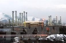 Iran tuyên bố ý định khôi phục lò phản ứng hạt nhân nước nặng Arak