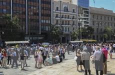 Động đất 4,2 độ làm rung chuyển thủ đô Athens của Hy Lạp