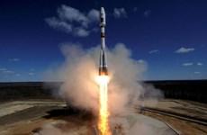 Nga phóng thành công tên lửa đẩy mang theo vệ tinh viễn thông