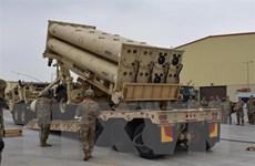 Mỹ-Hàn cải tạo căn cứ bố trí hệ thống phòng thủ tên lửa THAAD