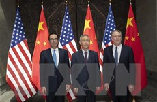 Dư luận Trung Quốc nói gì về vòng đàm phán thương mại Trung-Mỹ mới?