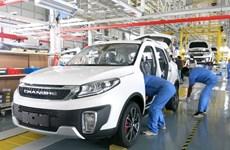 Liên doanh ôtô Trung Quốc-Myanmar trình làng ôtô lắp ráp tại Myanmar