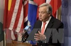 """Tổng Thư ký Liên hợp quốc kêu gọi Nga, Mỹ sớm có """"khởi đầu mới"""""""
