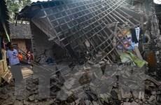 Đã có 5 người tử vong sau trận động đất 6,9 độ ở Indonesia