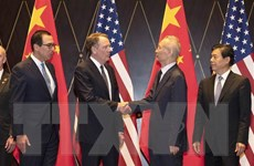 Trung Quốc tỏ rõ lập trường cứng rắn trước quyết định áp thuế của Mỹ