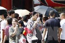 Nắng nóng tại Nhật Bản, mưa bão ở Ấn Độ khiến nhiều người thiệt mạng