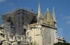Vụ cháy Nhà thờ Đức Bà: Công bố biện pháp phòng chống ô nhiễm chì