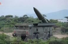 Triều Tiên khẳng định thử nghiệm hệ thống phóng nhiều rocket mới