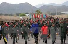 Hai quan chức cấp cao trong quân đội Venezuela bị cấm tới Mỹ