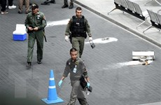 Thái Lan truy lùng hơn 10 nghi can sau loạt vụ nổ ở Bangkok