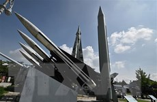 Hàn Quốc thông qua nghị quyết lên án vũ khí hạt nhân của Triều Tiên