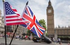 Anh kỳ vọng sớm đạt thỏa thuận thương mại hậu Brexit với Mỹ
