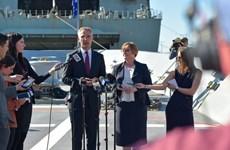 Australia-NATO ký thỏa thuận đối tác mới tập trung vào Thái Bình Dương