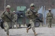 Mỹ và Hàn Quốc bắt đầu đàm phán chia sẻ chi phí quốc phòng