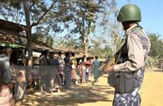 Phiến quân tiến hành đợt tấn công chưa từng thấy tại Myanmar
