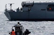 Thủy thủ nước ngoài bị cướp biển bắt cóc ngoài khơi Cameroon