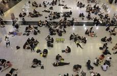 Đức kêu gọi giải pháp hòa bình trên cơ sở đối thoại cho Hong Kong