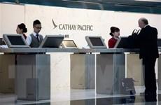 Hong Kong rối loạn, Cathay Pacific thay đổi bộ máy lãnh đạo