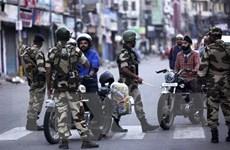 Ấn Độ: Người biểu tình xung đột với cảnh sát ở khu vực Kashmir