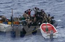 17 thuyền viên Trung Quốc, Ukraine bị bắt cóc ở Vịnh Guinea