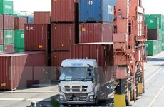 Reuters: Xuất khẩu của Nhật Bản dự kiến giảm tháng thứ 8 liên tiếp
