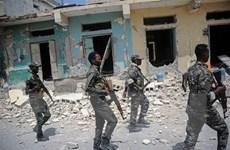 Somalia tăng cường không kích truy quét phiến quân al-Shabaab