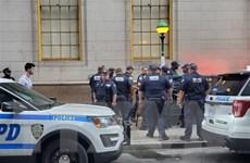 Mỹ truy lùng chủ nhân các đồ khả nghi ở ga tàu điện ngầm