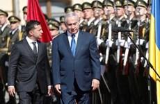 Thủ tướng Israel thăm Ukraine, hội đàm với Tổng thống Zelensky