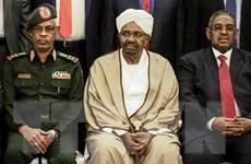 Cựu Tổng thống Sudan khai báo từng nhận 90 triệu USD tiền mặt