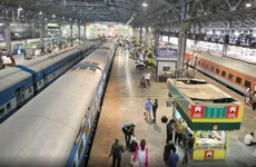 Đường sắt Ấn Độ cấm vật liệu nhựa sử dụng một lần từ 2/10