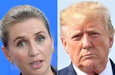 Thủ tướng Đan Mạch bất ngờ vì quyết định hủy chuyến thăm của ông Trump
