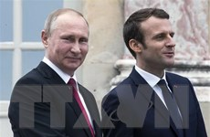 Pháp: Việc Nga trở lại G7 cần phụ thuộc vào tình hình ở Ukraine