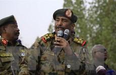 Tướng quân đội nhậm chức Chủ tịch Hội đồng Tối cao Sudan