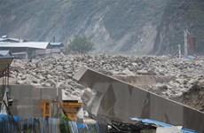 Trung Quốc: Lở bùn làm hơn 40 người thiệt mạng và mất tích
